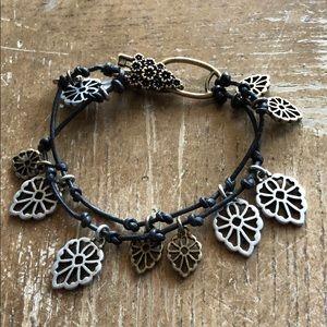 Bracelet Lucky Brand leather ❤️